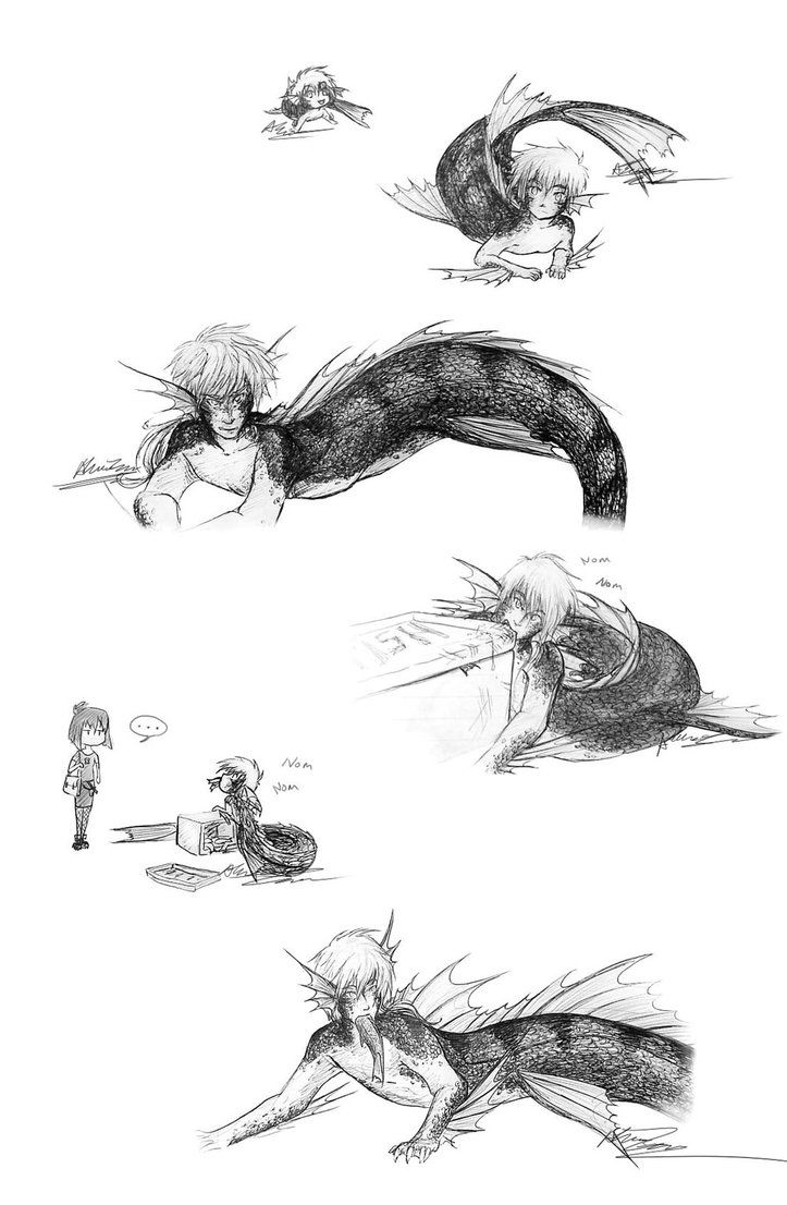 Collection Of Mer by Atrieisan on DeviantArt (With images