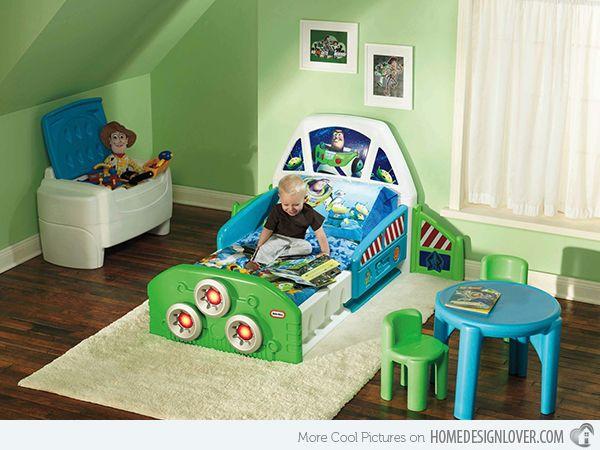 15 Transportation Themed Toddler Beds Rockets Pinterest