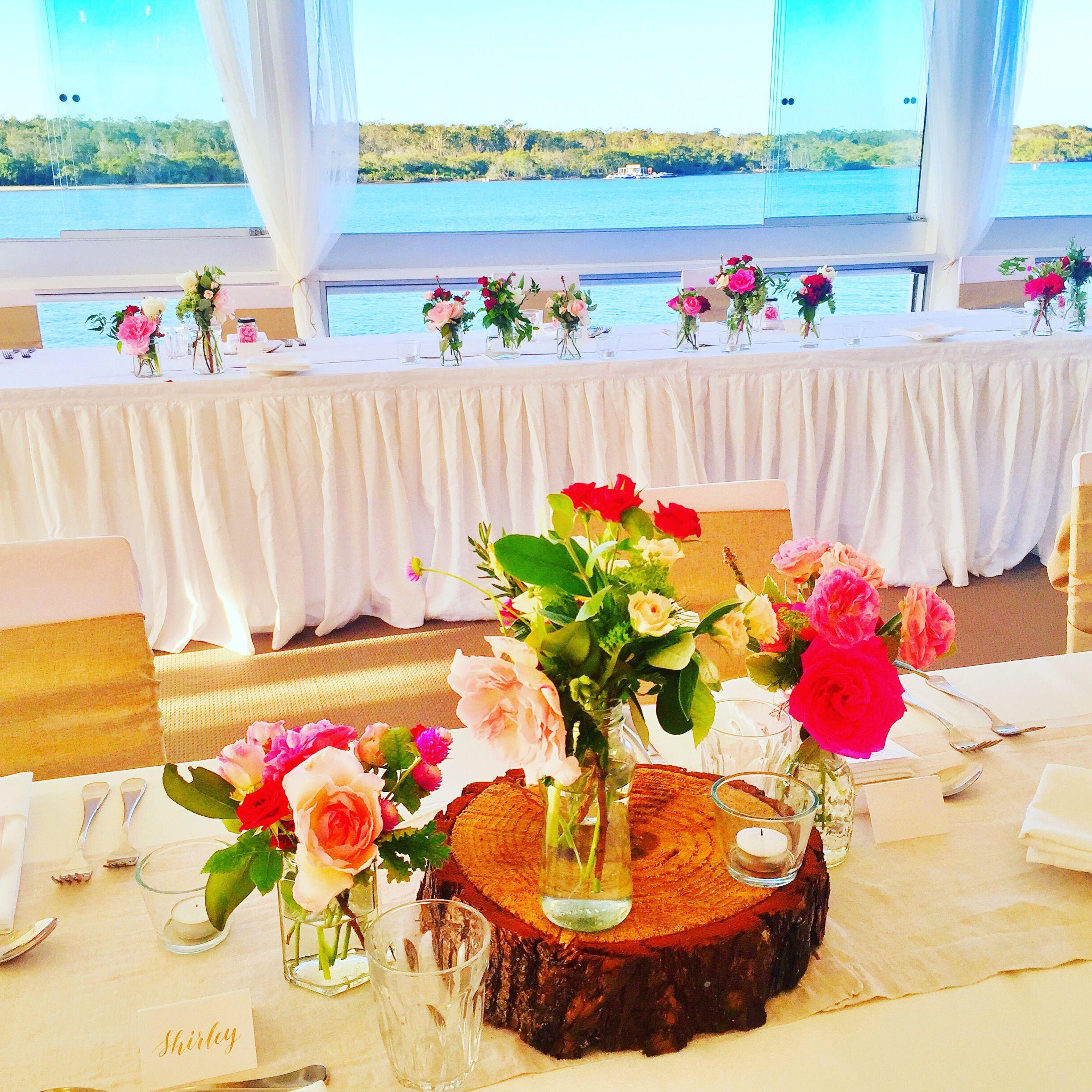 Noosa Weddings Venue Noosa Boathouse River Room Sunshine Coast