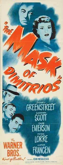 Download The Mask of Dimitrios Full-Movie Free
