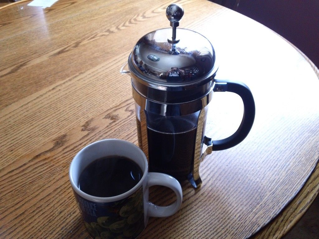 How to brew coffee with french press grind brew love