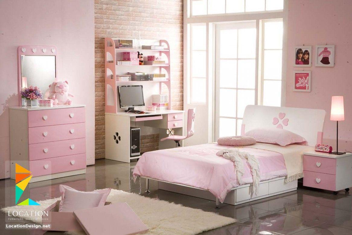 غرف نوم بنات كبار كاملة 2018 2019 لوكشين ديزين نت Pink Bedroom Design Bedroom Design Inspiration Girly Bedroom