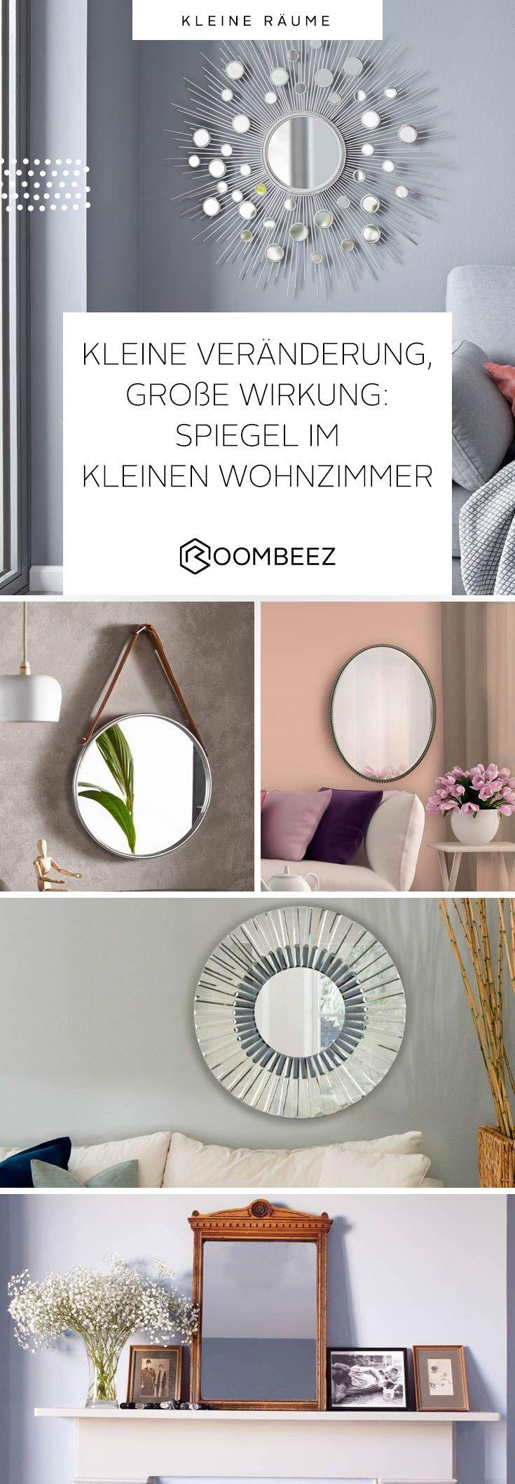 Spiegel » Perfekt für kleine Wohnzimmer  OTTO  Kleine wohnzimmer