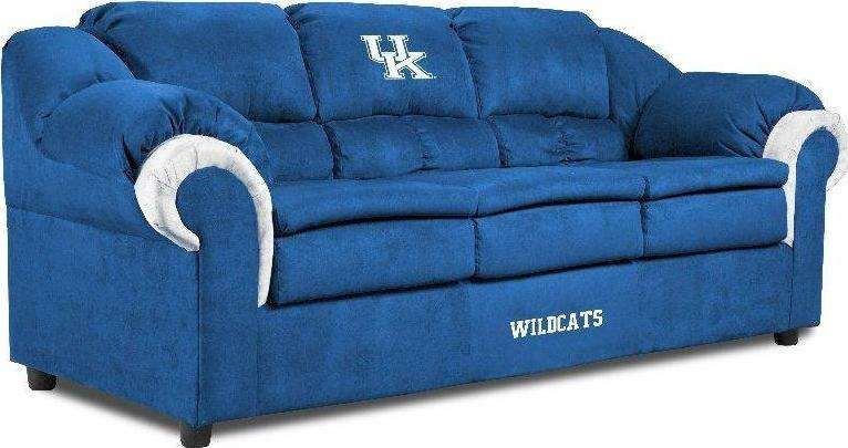 Kentucky Wildcats Pub Sofa