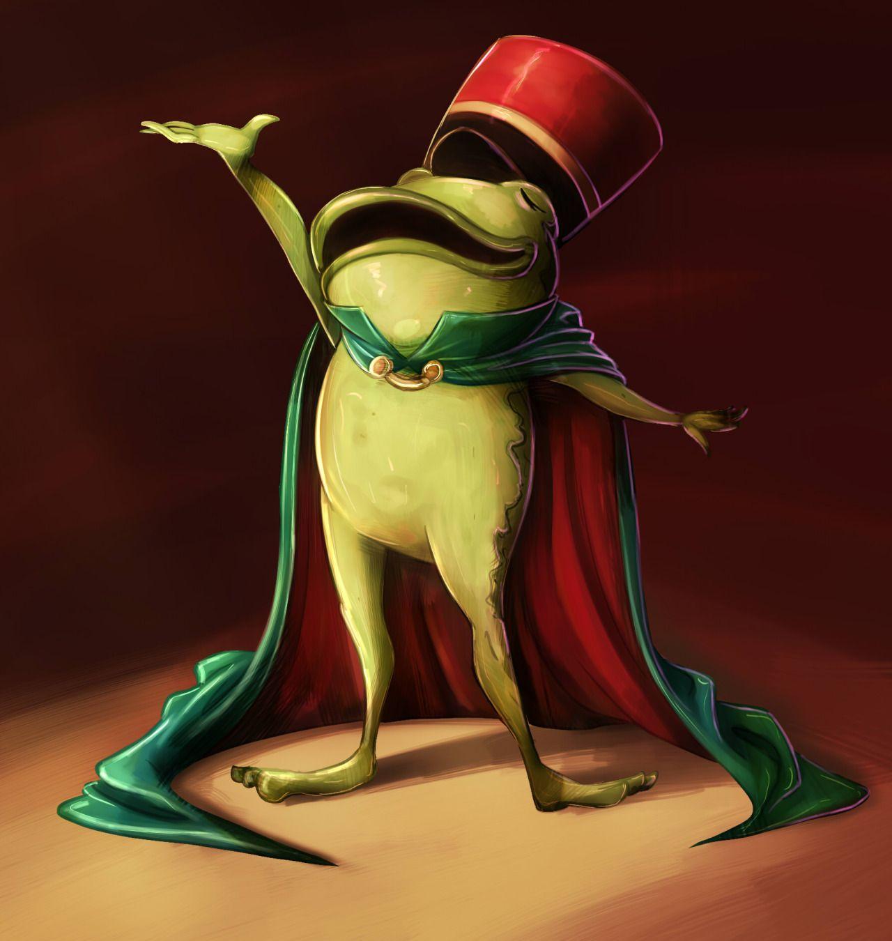jackiepataki this frog and his voice JASON FUNDERBURKER