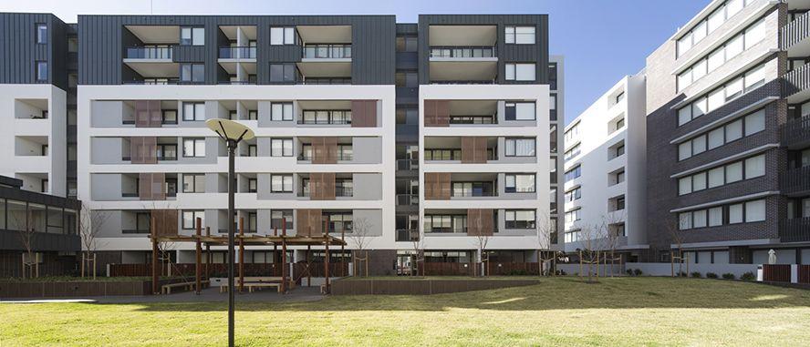 SJB Projects - Erko Apartments residental Pinterest