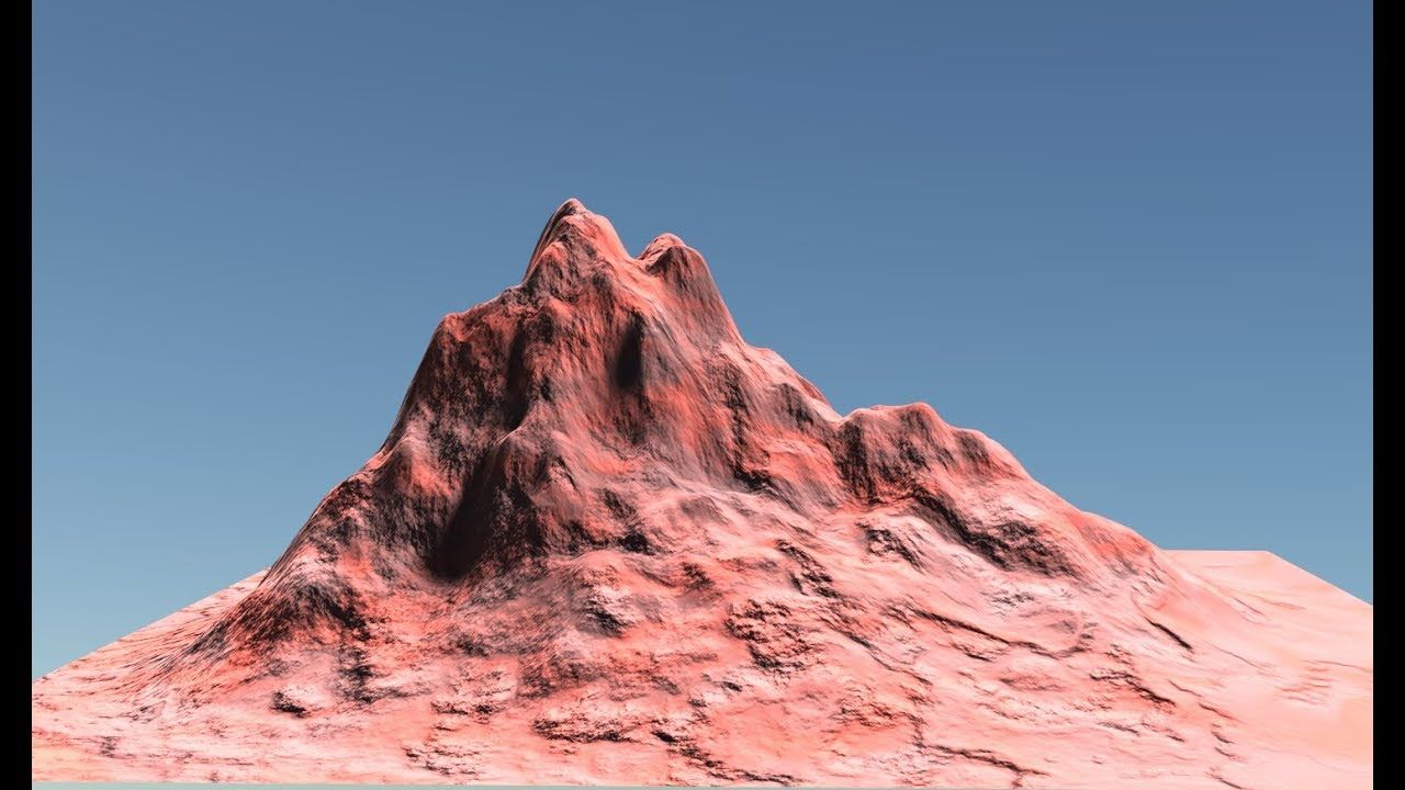 Blender 3d 2 79 Tutorial Procedural texturing a terrain