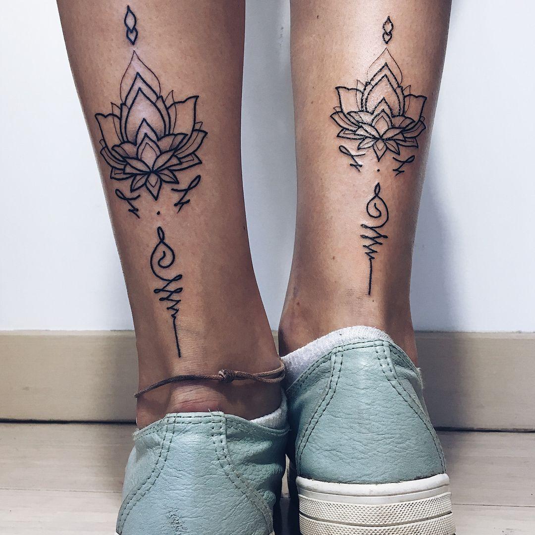 5 712 Likes 40 Comments Igor Maslennikov Tattooer Marlonb Tatts On Instagram California Come On Leg Tattoos Women Calf Tattoos For Women Leg Tattoos