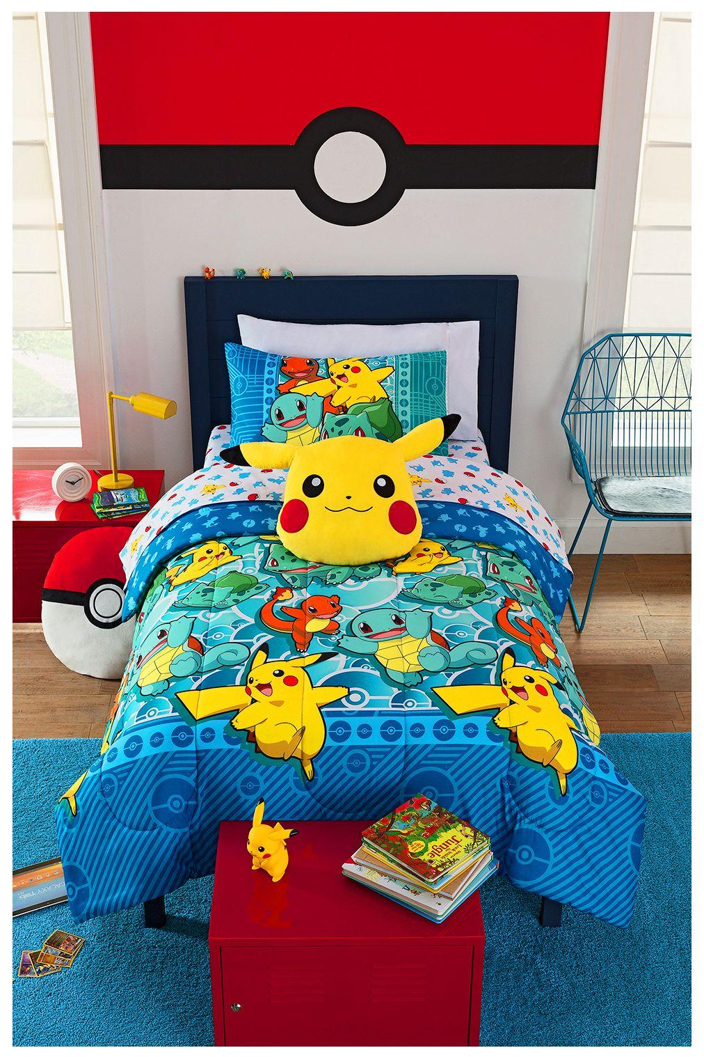 Anime Bedroom Ideas In 2020 20 Minimalist Ideas Decorations Kids Comforters Pokemon Room Gold Bedroom Decor