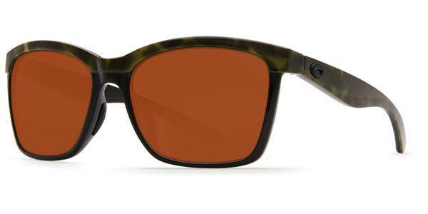 4aa75c6a27 Costa Del Mar Anaa Polarized ANA 109 OCGLP Sunglasses