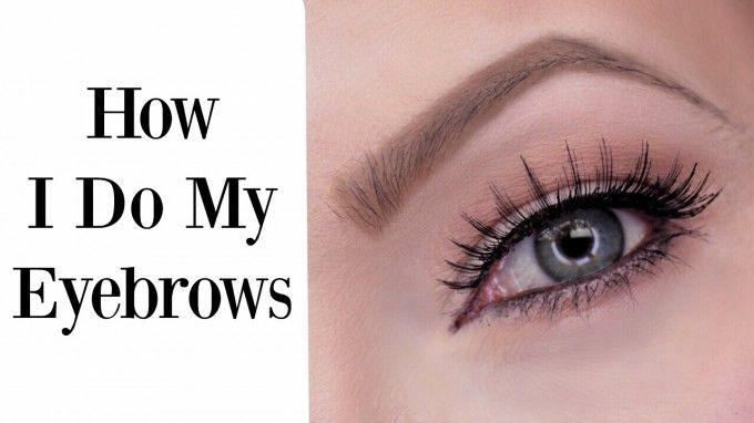 Eyebrow Tutorial for Beginners | Eyebrow tutorial, Eyebrow ...