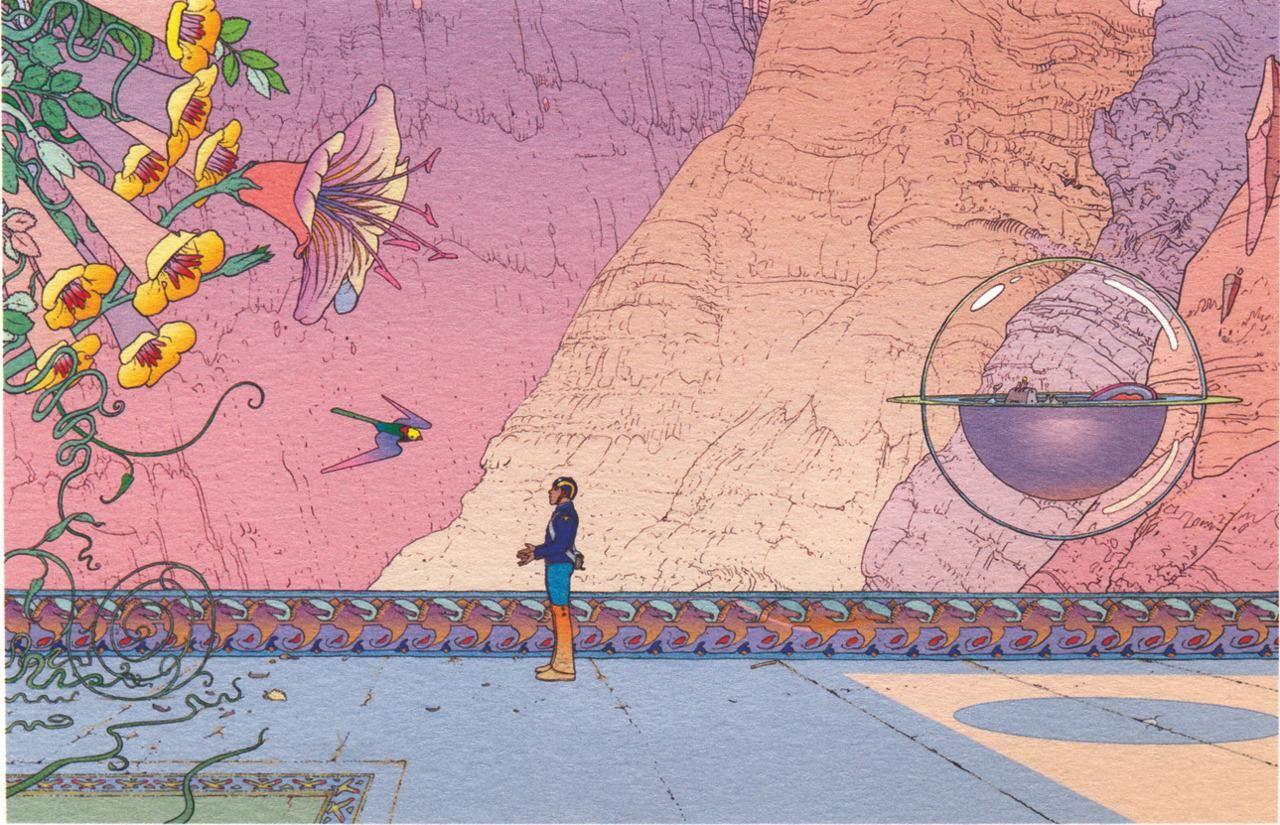Moebius – Ilustraciones