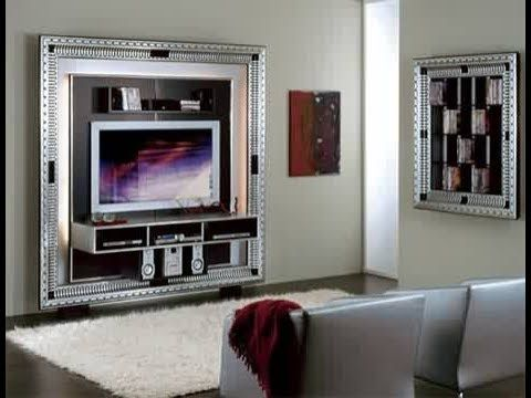 Décor mur de plasma tv ديكور حائط شاشة البلازما #Expert #Decor ...