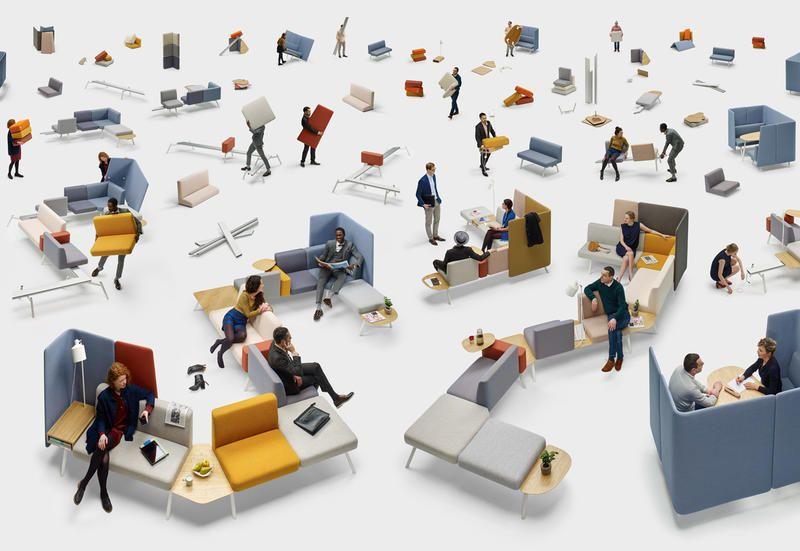 Design Di Mobili Per Ufficio : Mobili per ufficio di design palau furniture lobbies