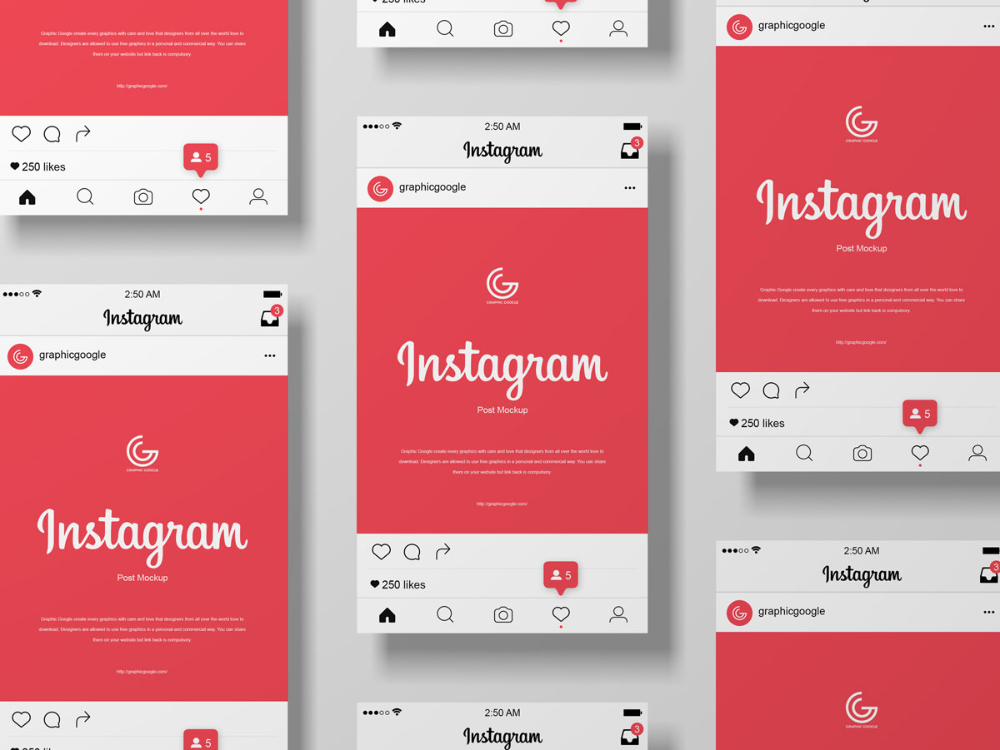 Free Social Media Instagram Post Mockup Design Mockup Planet Social Media Mockup Instagram Mockup Social Media Campaign Design
