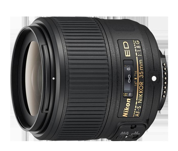 Nikon Af S Nikkor 35mm F 1 8g Ed Lenses Nikon Dslr Camera Nikon 35mm Dslr Lenses