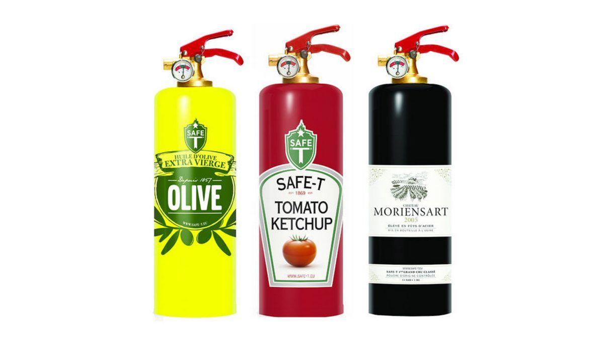 When Luxury Gets Stupid Designer Fire Extinguishers Fire Extinguishers Fire Design