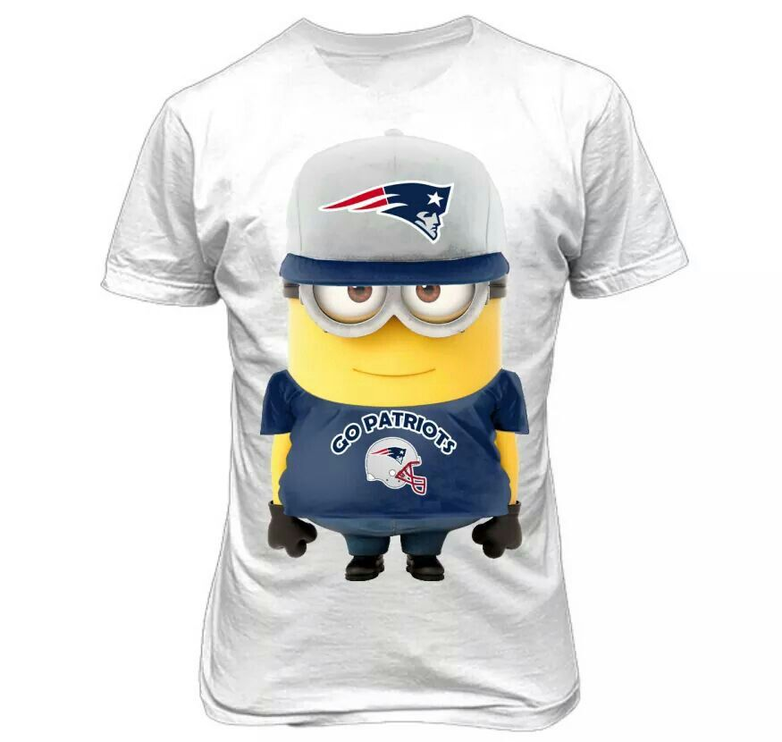 7a6b7b50 Minion Love for The Pats | NEW ENGLAND PATRIOTS | Patriots fans, Nfl ...