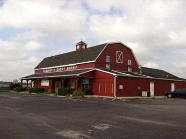 Chaney's Dairy Barn & Restaurant | The good place Places ...