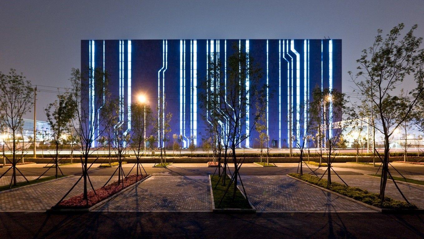 Image result for digital beijing building