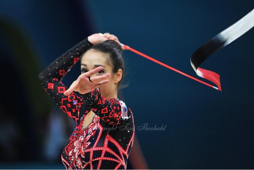 Rebecca Sereda (USA), World Championships 2013