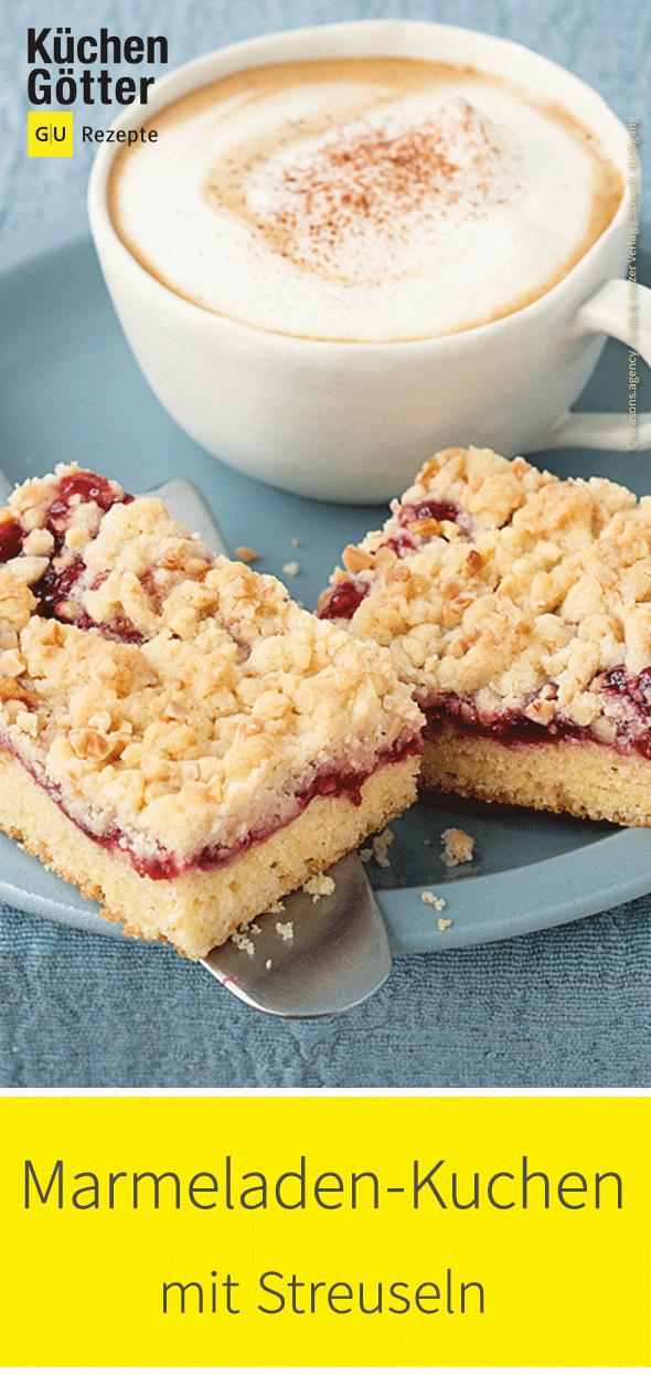 Marmeladen Streusel Kuchen Recipe In 2019 Baking Pinterest