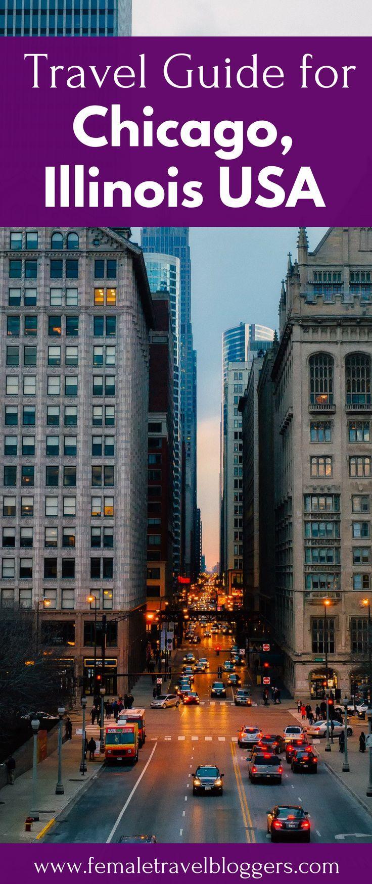 romantische Dinge in Chicago zu tun