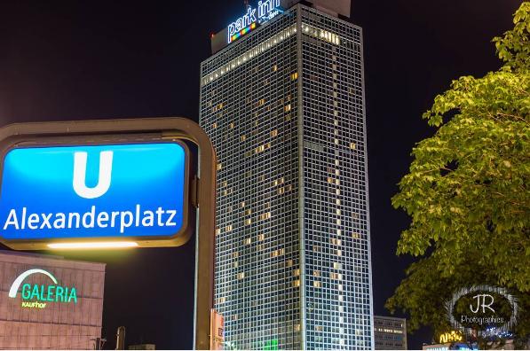Great Shot Of The Parkinn Berlin Alexanderplatz By Ig Ralfsworld Addingcolourtolife Berlin Hotel Park