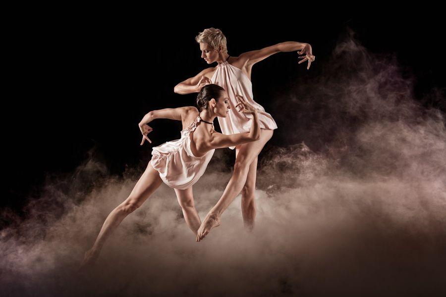 Ballet Jazz Montreal, photographed by Benjamin Von Wong