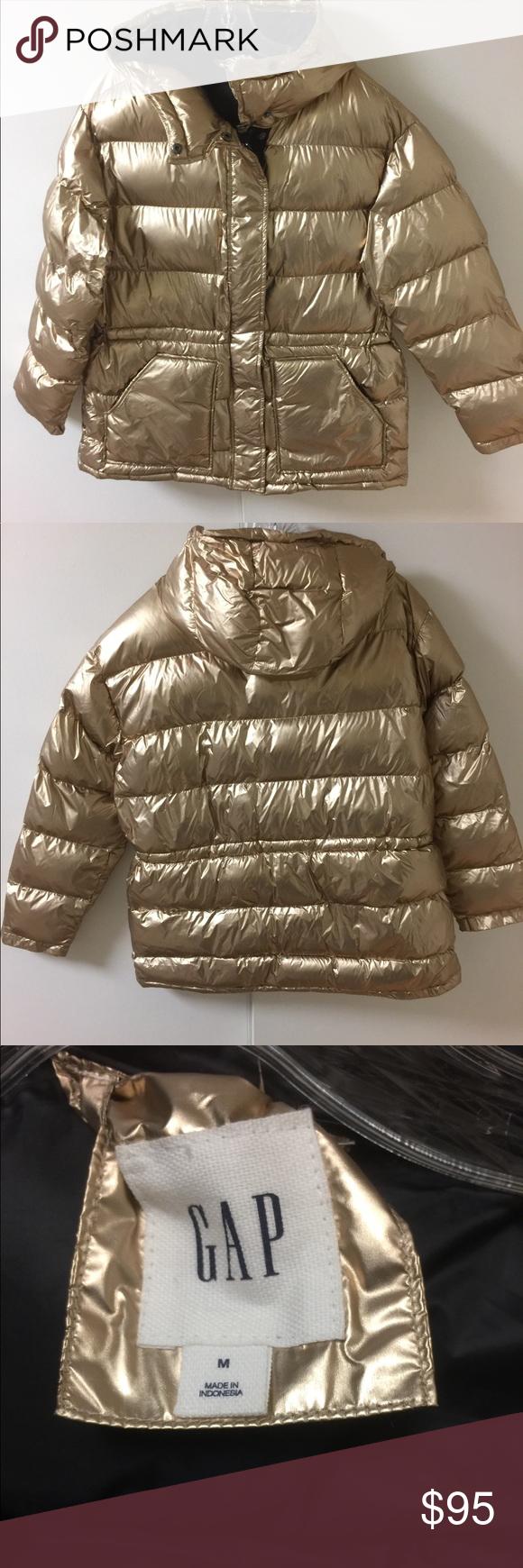 Gap Coldcontrol Max Oversize Puffer Jacket S M Oversized Puffer Jacket Clothes Design Puffer Jackets [ 1740 x 580 Pixel ]