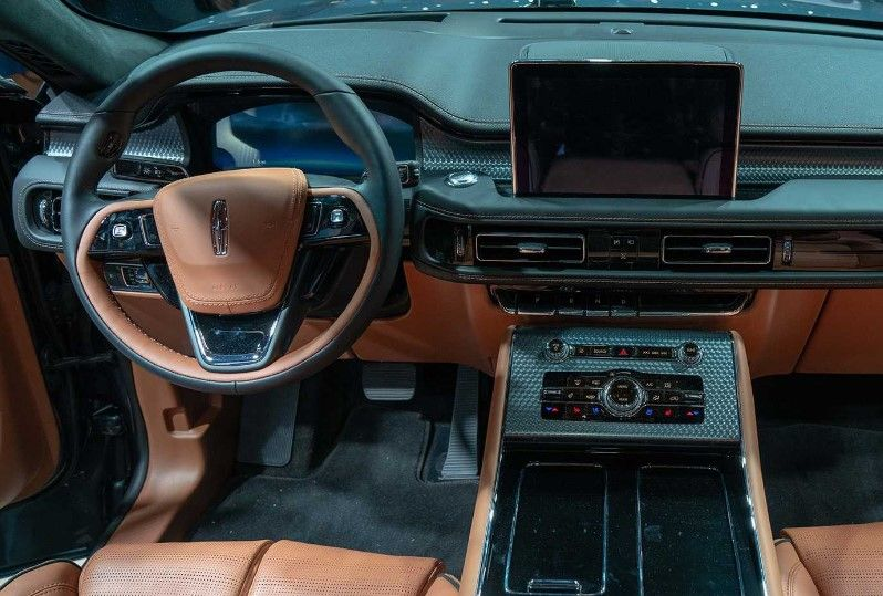 2020 Lincoln Aviator interior | Lincoln aviator, Lincoln suv