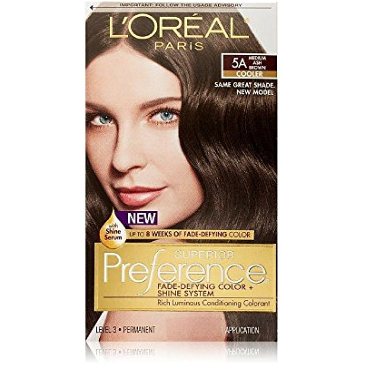 L Oreal Superior Preference 5a Medium