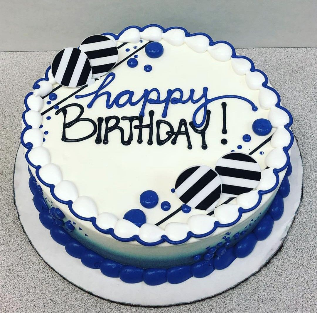 Pin By Samye Westad On Cakes With Images Round Birthday Cakes