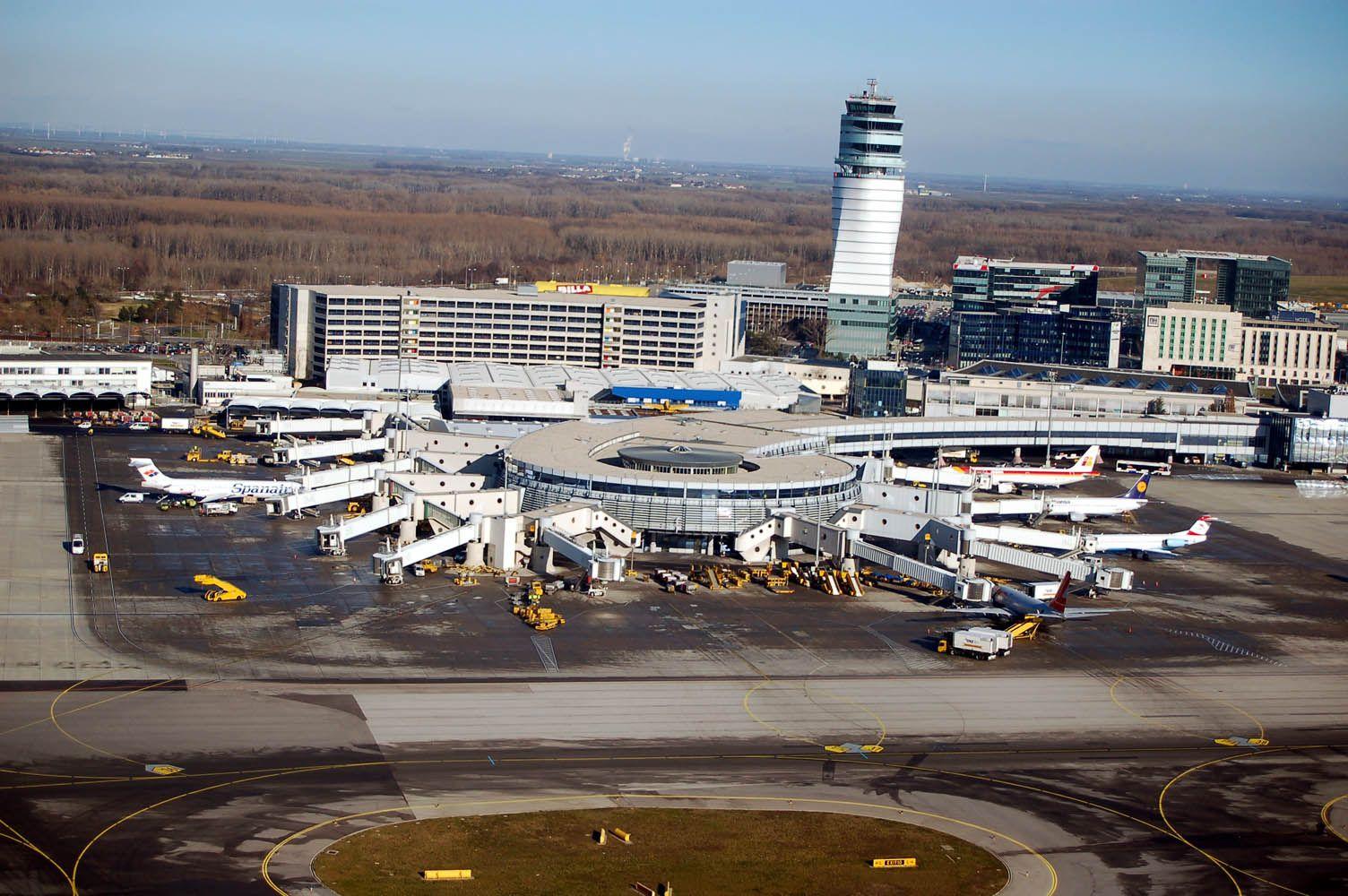 International Airport In Vienna Austria Vienna International Airport Top Destinations Austria