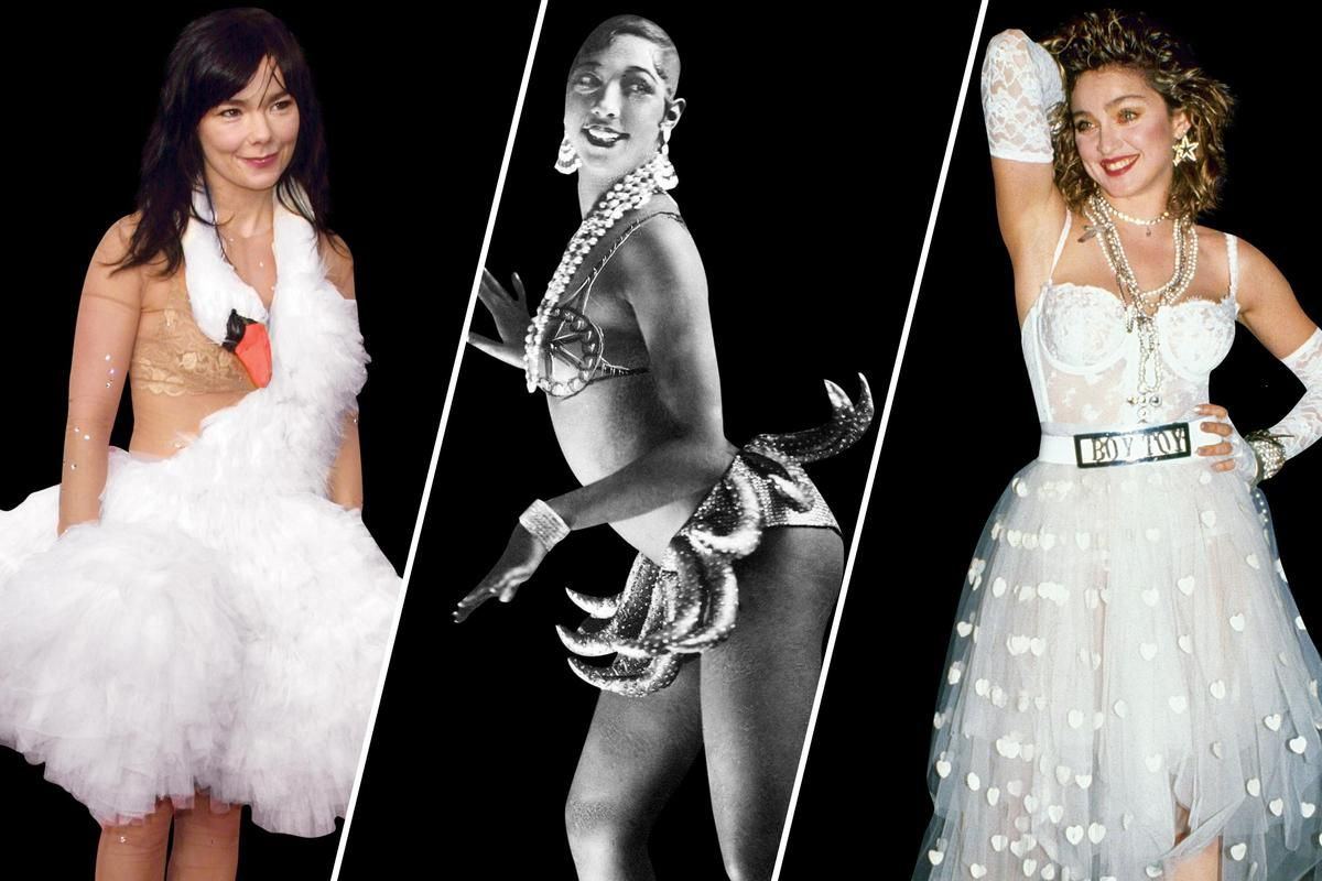 The 50 Most Scandalous Dresses in History - The Cut