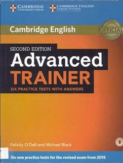 Advanced Trainer 6 Practice Tests With Answers Lingua Inglese Inglese Libri