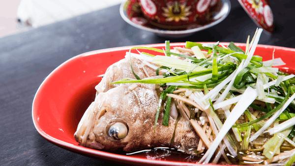 Kerapu Steam Hongkong Resep Resep Resep Masakan Sehat Resep Masakan Masakan