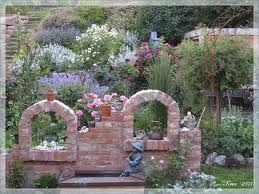Bildergebnis für ruinenmauer aus alten abbruchziegeln | piękne ...
