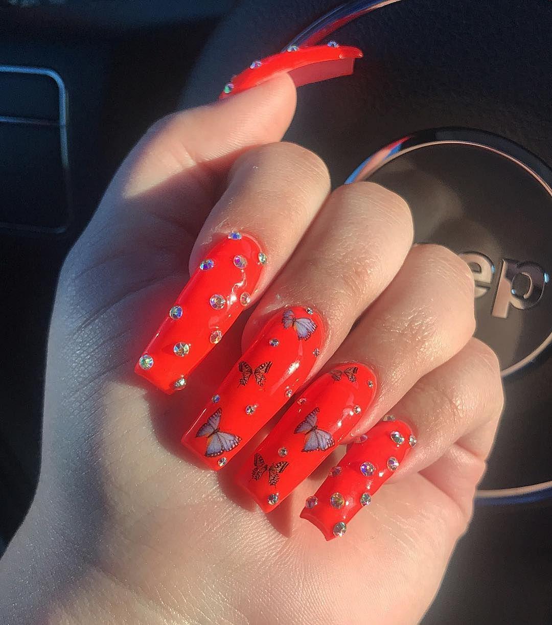 Pin On Nails Inspiration