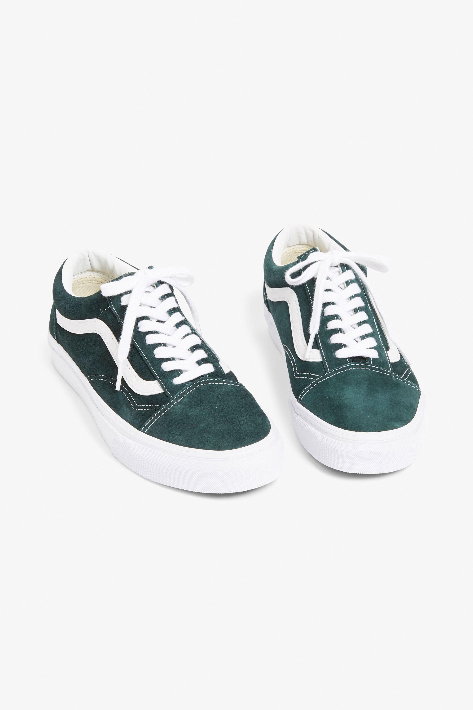 Shoes - Monki GB | Vans suede