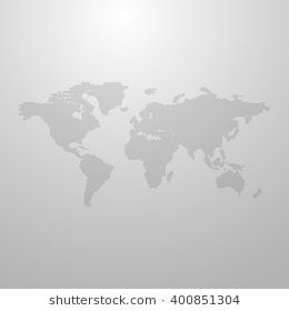 Vector illustration of a halftone world map infographics element vector illustration of a halftone world map infographics element design global communication infographic concept gumiabroncs Gallery