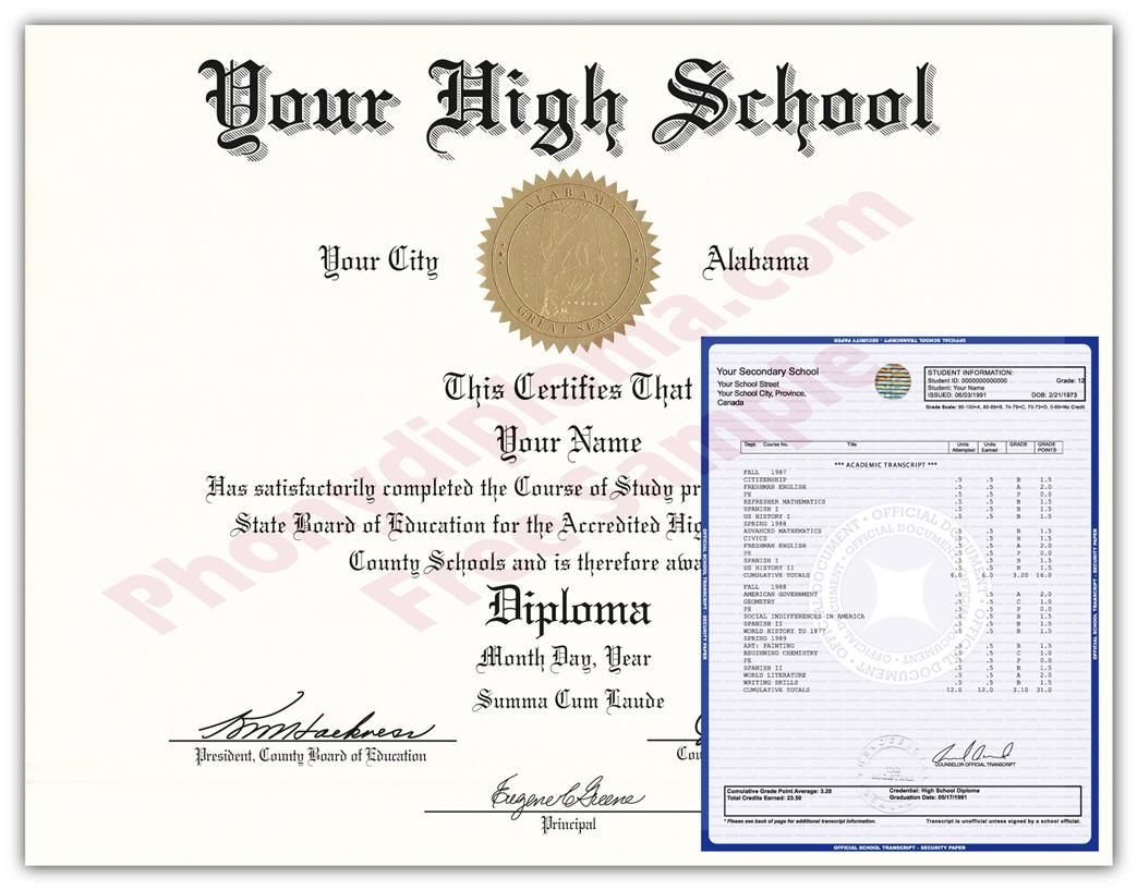 free diploma online Intended For Fake Diploma Certificate Template