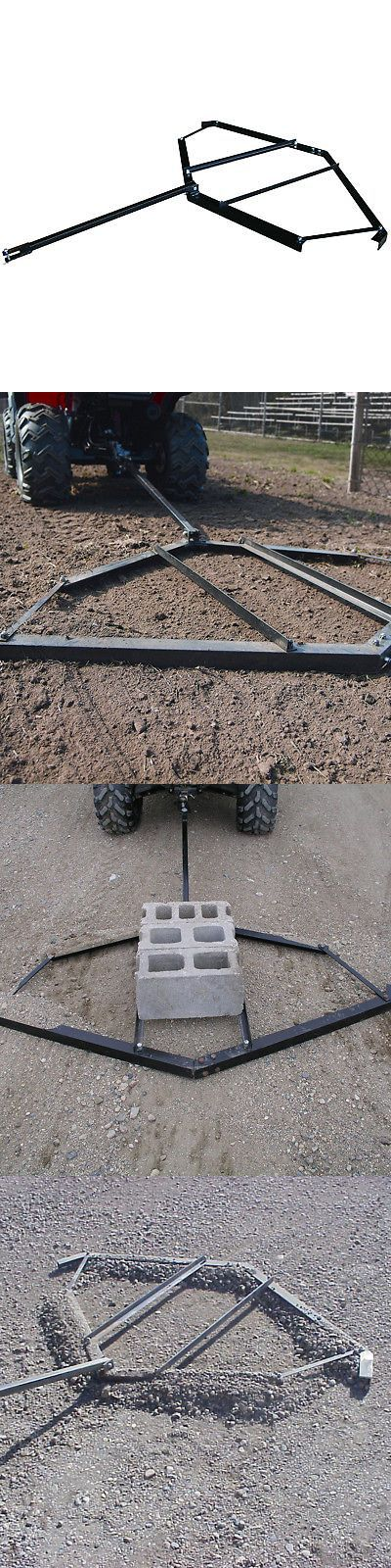 Details About Yard Tuff Atv And Lawn Tractor Landscape Drag To