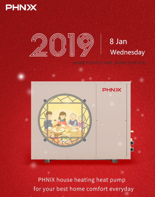 Phnix House Heating Heat Pump For Your Best Home Comfort Everyday