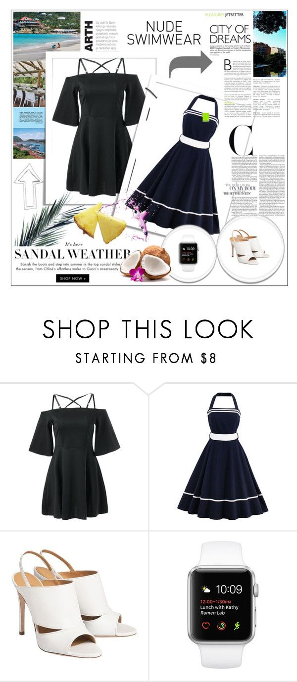 """""""ONE DRESS ONE MOOD"""" by s-o-polyvore ❤ liked on Polyvore"""