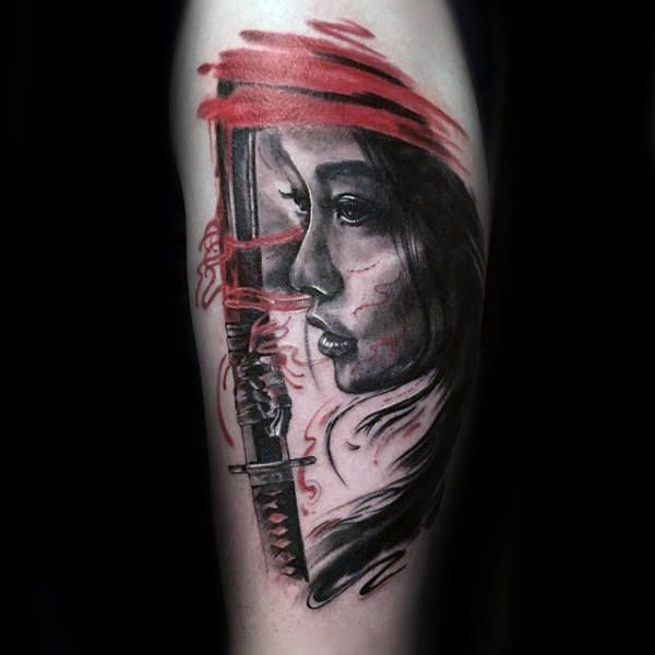 40 Katana Tattoo Designs For Men Japanese Sword Ink Ideas Tattoo Designs Men Katana Tattoo Designs