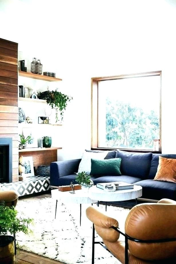 Pin By Jackie On Living Room In 2020 Blue Sofas Living Room Living Room Decor Modern Blue Couch Living Room