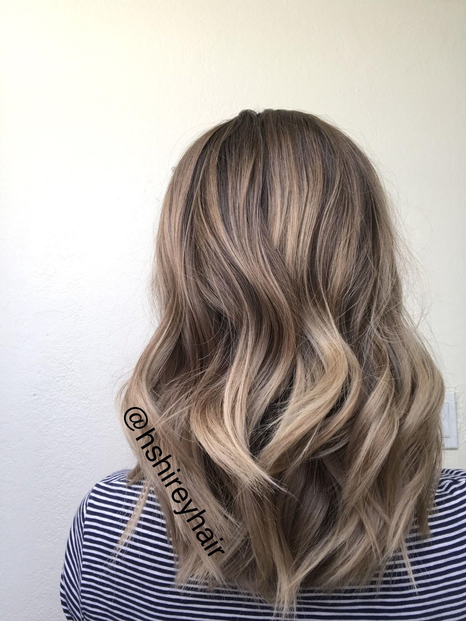 My Hair By Hana Shirey Hshireyhair Dirty Blonde Beige Blonde