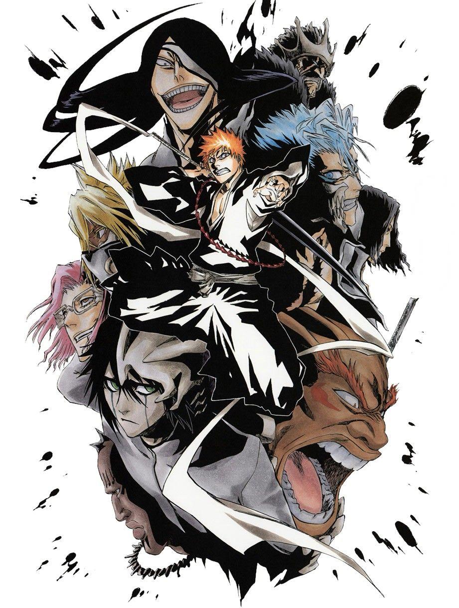 Pin By Kundai Kashangura On Anime Cartoons Bleach Anime Bleach Anime Art Bleach Anime Ichigo