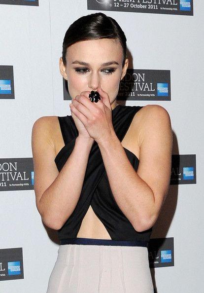 "Keira Knightley Photos: ""A Dangerous Method"" Premiere at the 55th BFI London Film Fest"